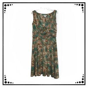 Dress Barn | print dress